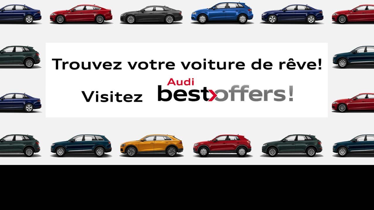 Audi Best Offers