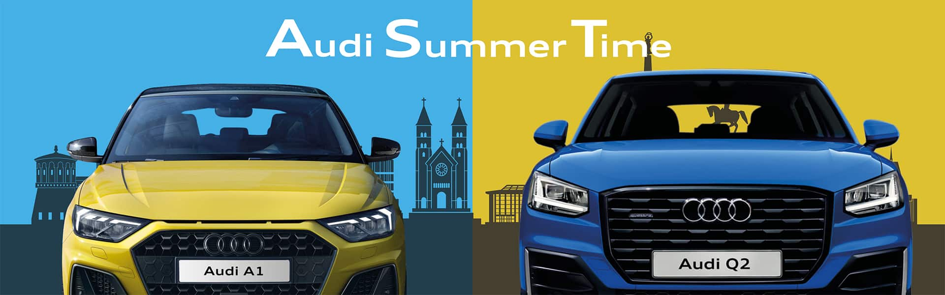 Audi Summer Time